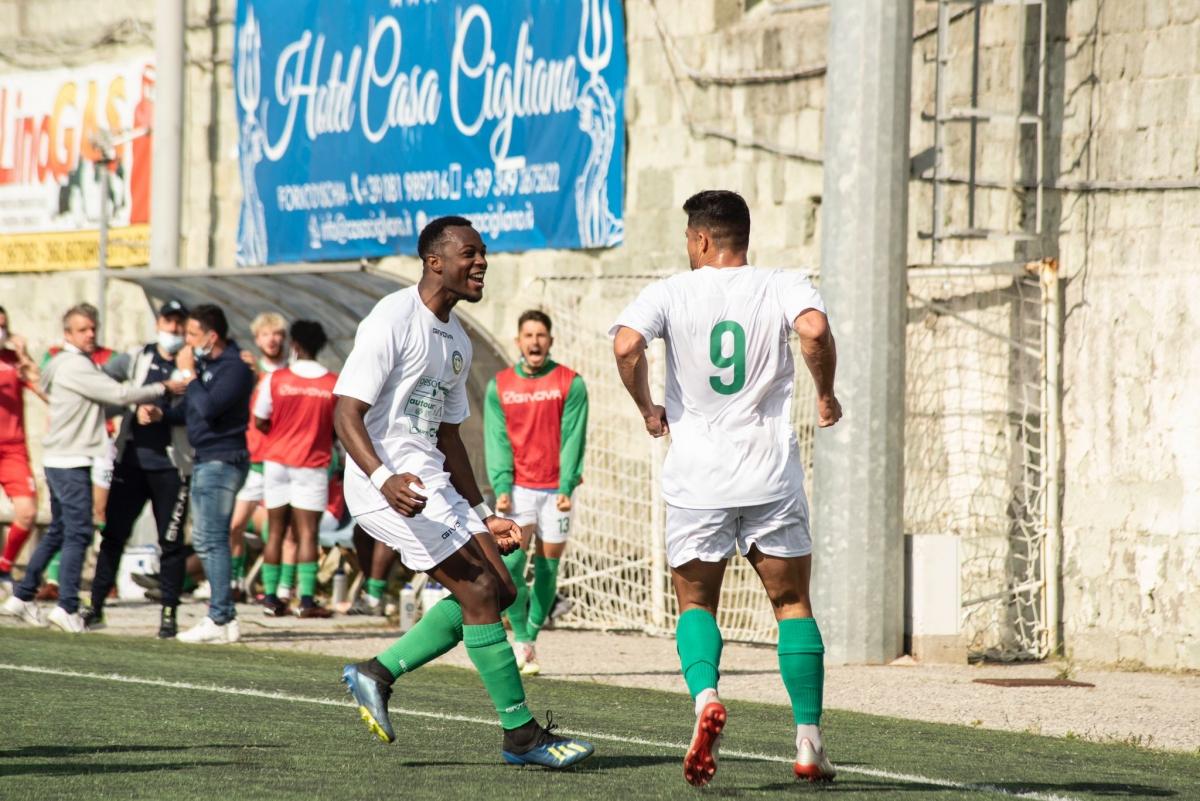 Che grande vittoria! 0-3 al Real Forio