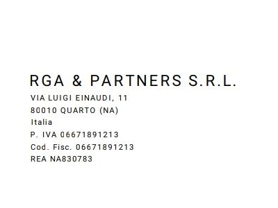 Napoli United - Sponsor - Rga and Partners