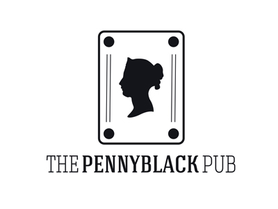 Napoli United - Sponsor - The Pennyblack Pub