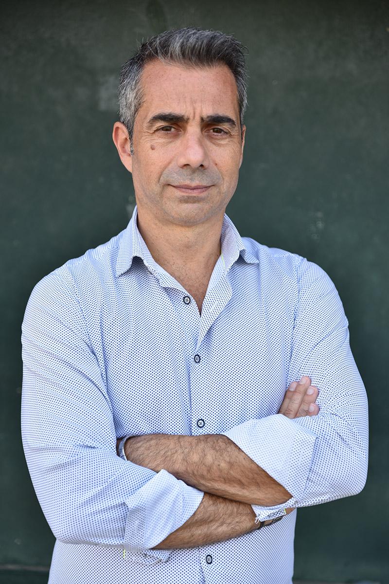 Napoli United - Staff - Antonio Gargiulo