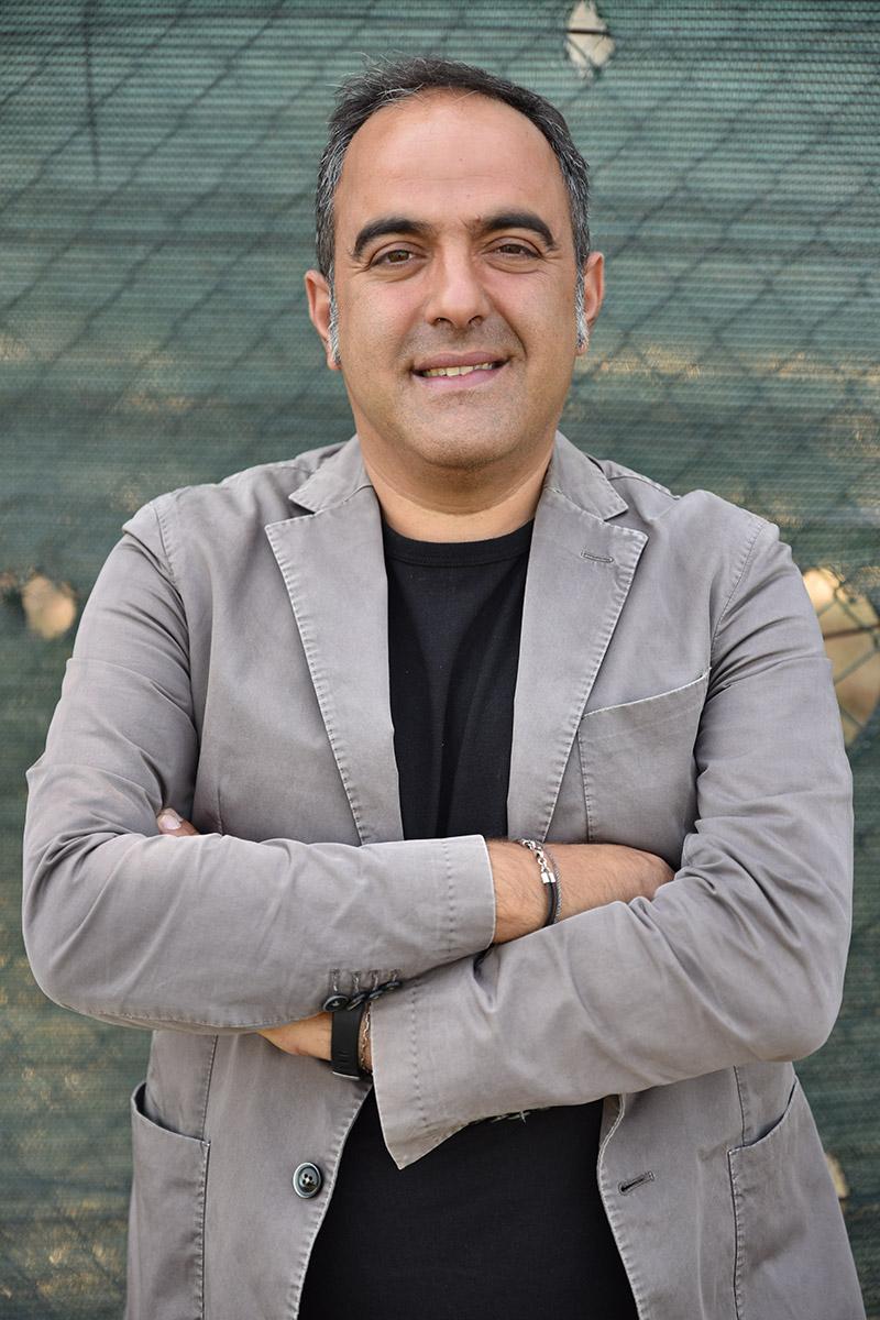 Napoli United - Staff - Pietro Foderini