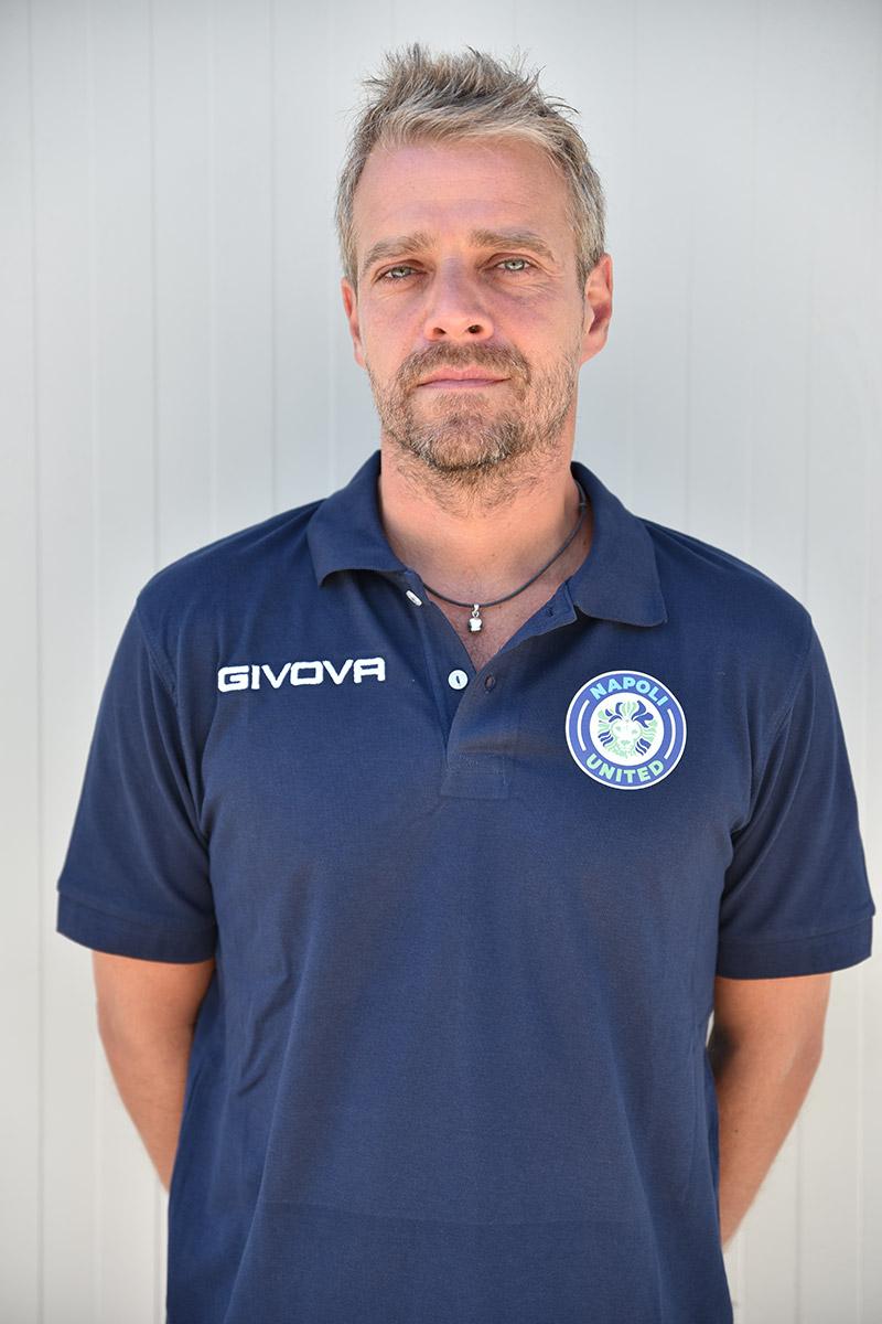 Napoli United - Staff - Salvatore Fasano