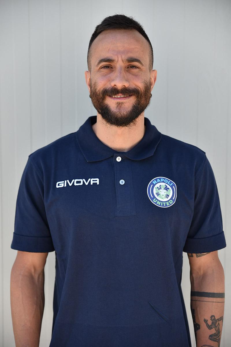 Napoli United - Staff - Dario Conte