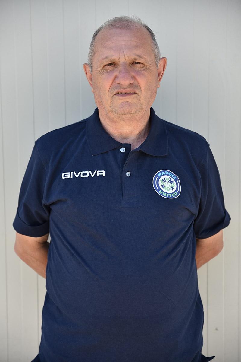 Napoli United - Staff - Vincenzo Falanga
